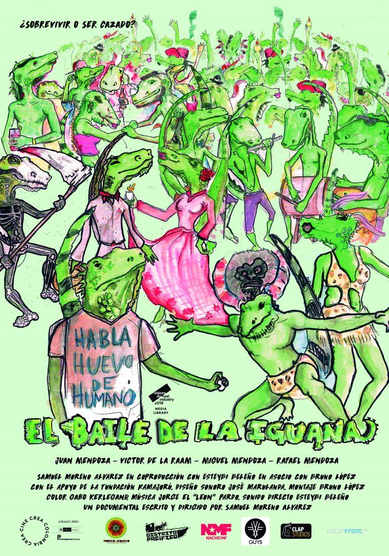 El Baile de la Iguana