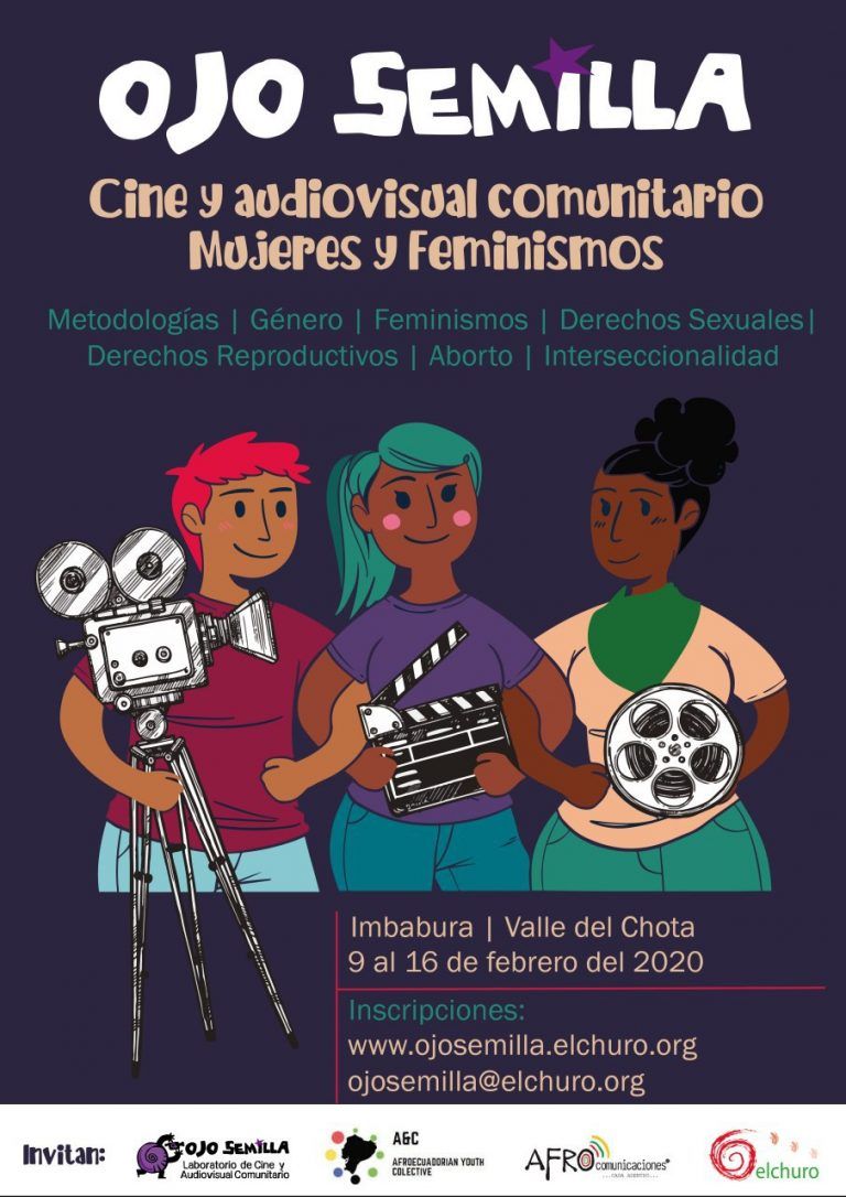 EL CHURO (Ecuador) Colectivo Feminista Ojo Semilla - Bugarte 2020