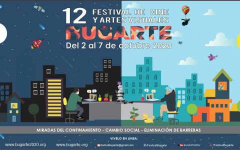 Banner Festival Bugarte 2020