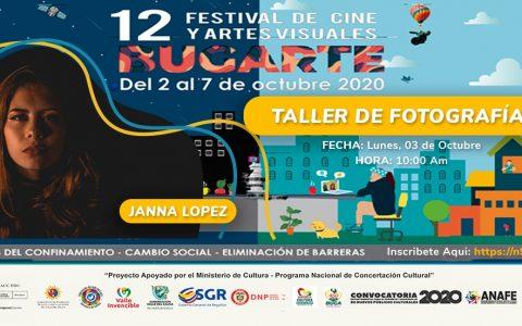 Janna Lopez Bugarte 2020